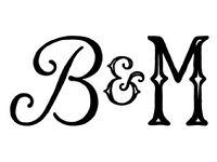 Buttermilk & Maple- Bar & floor staff