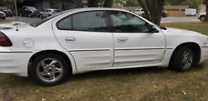 2003 Pontiac Grand Am GT  - Reliable Vehicle with Low Mileage