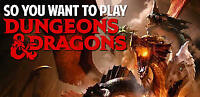 Looking for Dungeons and Dragons Players and Dungeon Master
