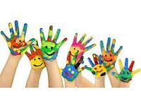 Registered Childminder available for immediate start, summer time or permanent.