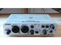 EDIROL UA-25 USB (Roland) Digital Audio / MIDI, 24-bit/96