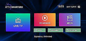 Android/Iptv Services
