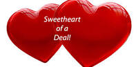 Sweetheart of a Deal { used furniture from The Delta Hotel }