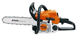 Looking for broken chainsaws free or cheap