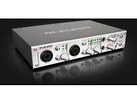 M-Audio Firewire 410 (four inputs and 10 outputs) Audio interface Unit