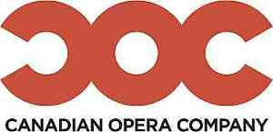 Hadrian Opera Tickets (pair) Orchestra 1/2 Price - Oct 19th @730
