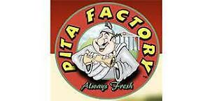Pita Factory Online Auction  NEW Pizza Display Case