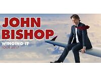 John bishop tickets, Liverpool echo 22nd October
