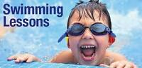 Private Swimming Instruction