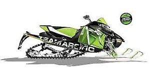 "NEW NON CURRENT 2017 ARCTIC CAT ZR 6000 RR 129"" ON SALE!"