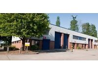 Vacant warehouse. Ideal industrial/storage uses. 2300 square feet. Heathrow area