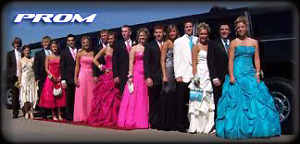 Prom wedding birthday night out limo service best limousine