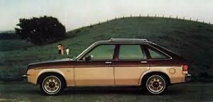 Looking for a Chevy Chevette that runs and drives