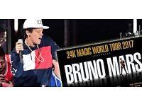 Bruno Mars Ticket Dublin