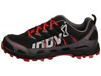 AS NEW INOV8 ROCLITE 280 TRAIL RUNNING SHOES 50% OFF