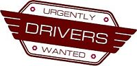 Drivers required for courier deliveries!