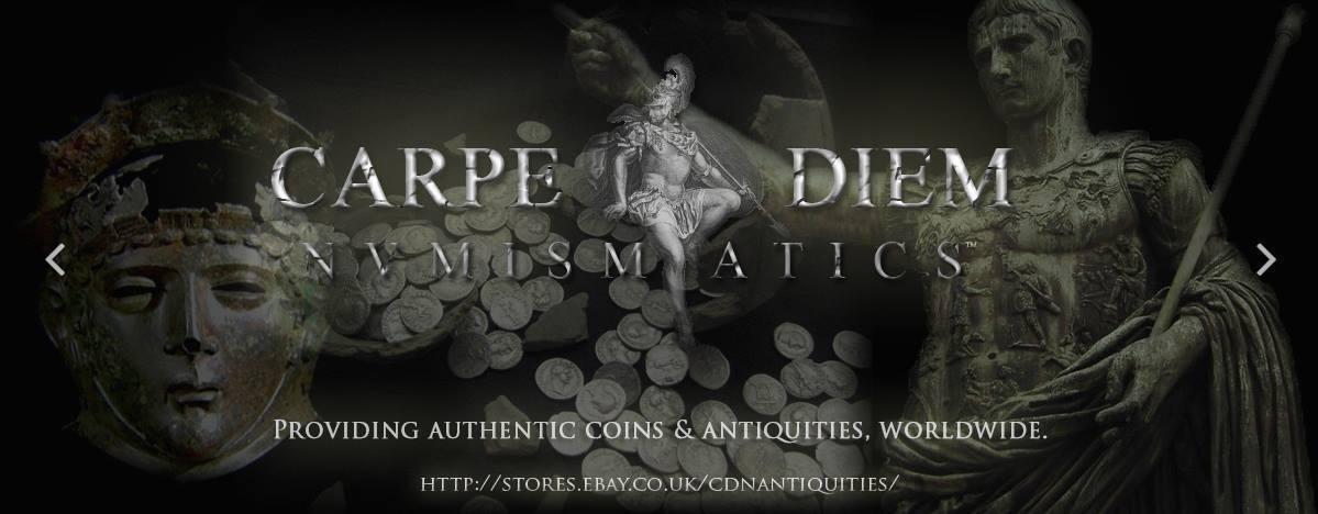 Carpe Diem Numismatics