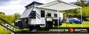 Ezytrail Parkes 13 off road caravan Coffs Harbour Coffs Harbour City Preview