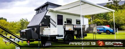 Ezytrail Parkes 13 off road caravan Coffs Harbour Coffs Harbour City Preview
