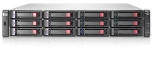 HP P2000 24TB SAS Storage Solution