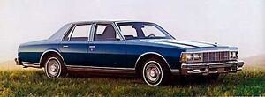 Looking for 1979 Caprice classic or....
