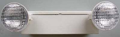 New Hubbell Dual Lite Lm30n High Capacity Emergency Light 30w 6v White