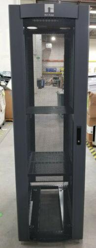 NetApp 42U Server Rack Enclosure w/ Doors & Side Panels NAC-0501 LOCAL PICKUP!