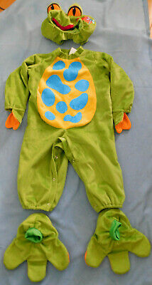 Halloween Day In Usa (NWOT TURTLE SUIT FOR CHILD ON HALLOWEEN OR FOR PLAY DAY--SIZE L-FREE SHIP IN)