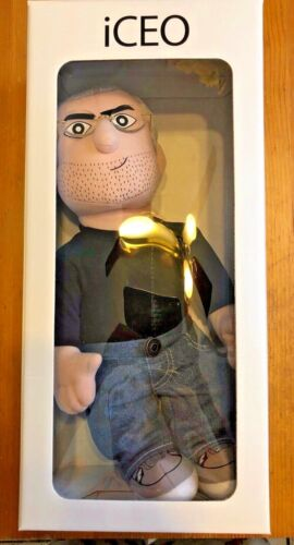 EXCLUSIVE (REAL) 2012 Issue Limited #450 of 1200 Steve Jobs Apple iCEO -Throwboy