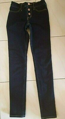 Girls Abercrombie Kids High Rise Jean Legging   Size 11-12/24-EUC