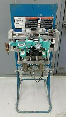 Nordson Air Powered Pump Dual Piston Constant Pressure 18.51 170494b