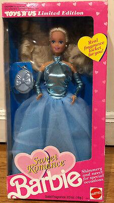 1991 Sweet Romance Barbie Toys R Us Limited Edition #2917 NIB
