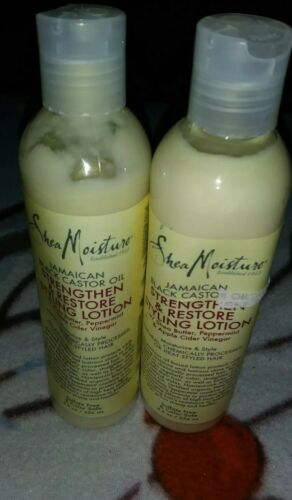 SheaMoisture Jamaican Black Castor Oil Strengthen, Grow & Re