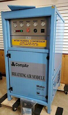 Mako Bam 06-e3 Breathing Air Compressor - Paintball Scuba