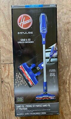 Hoover Impulse Cordless Vacuum Cleaner - Multi Floor Stick Vac - Pre-Owned Hoover Stick Vac