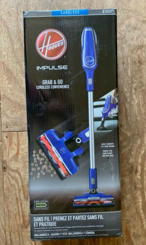 Hoover Impulse Cordless Vacuum Cleaner - Multi Floor Stick V