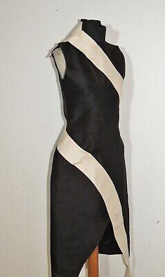 Alexander McQueen Silk Ribbon Dress - Italy Sm