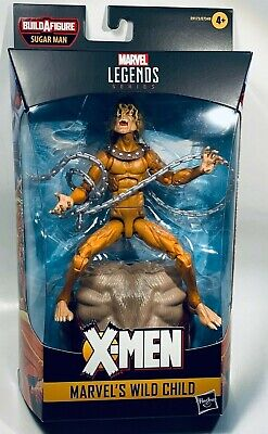 Marvel Legends X-Men Age of Apocalypse WILD CHILD 6in Figure BAF Sugar Man NEW