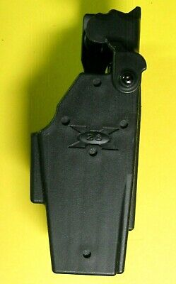 BLADE TECH RIGHT HAND HOLSTER WITH BELT CLIP FOR TASER X26 LIGHTLY USED