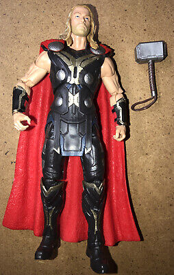 Marvel Legends Avengers Age Of Ultron THOR from Amazon Exclusive 4 Pack