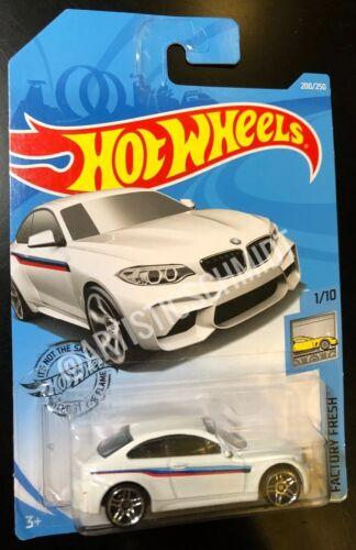 2019 HOT WHEELS 2016 BMW M2  200/250 Factory Fresh BNIP