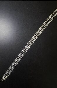 Sterling silver Gucci link