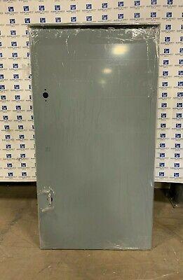 Square D Mh38wp 38 X 20 Nema 3r Outdoor Enclosure - New