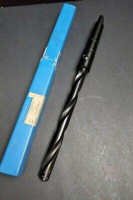 Usa Amec 1 T-a Spade Drill Holder 3mt Allied Machinist 221t-0003 Bit Mt3