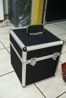 "Concertina accordion hard case, 9"" x 9"" X 10"""