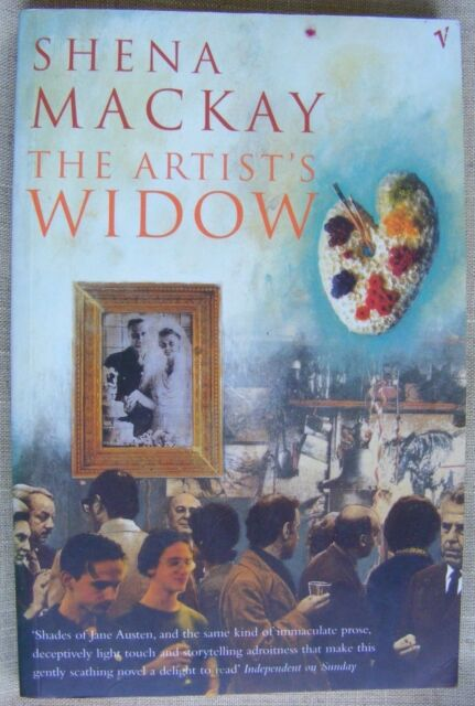 The Artist's Widow by Shena Mackay - Please See Photos