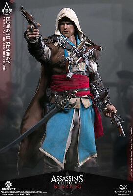 DAM TOYS DMS003 Assassin's Creed IV:Black Flag Edward Kenway 1/6 Figure - Assassin's Creed Edward Kenway