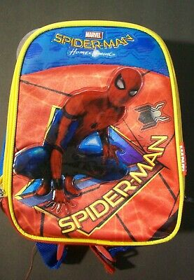 Spider-Man Homecoming Insulated Lunch Box by RUZ - Brazil Exclusive