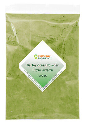 Organic Barley Grass Powder NEW ZEALAND Barley Grass Highest Quality Chlorophyll