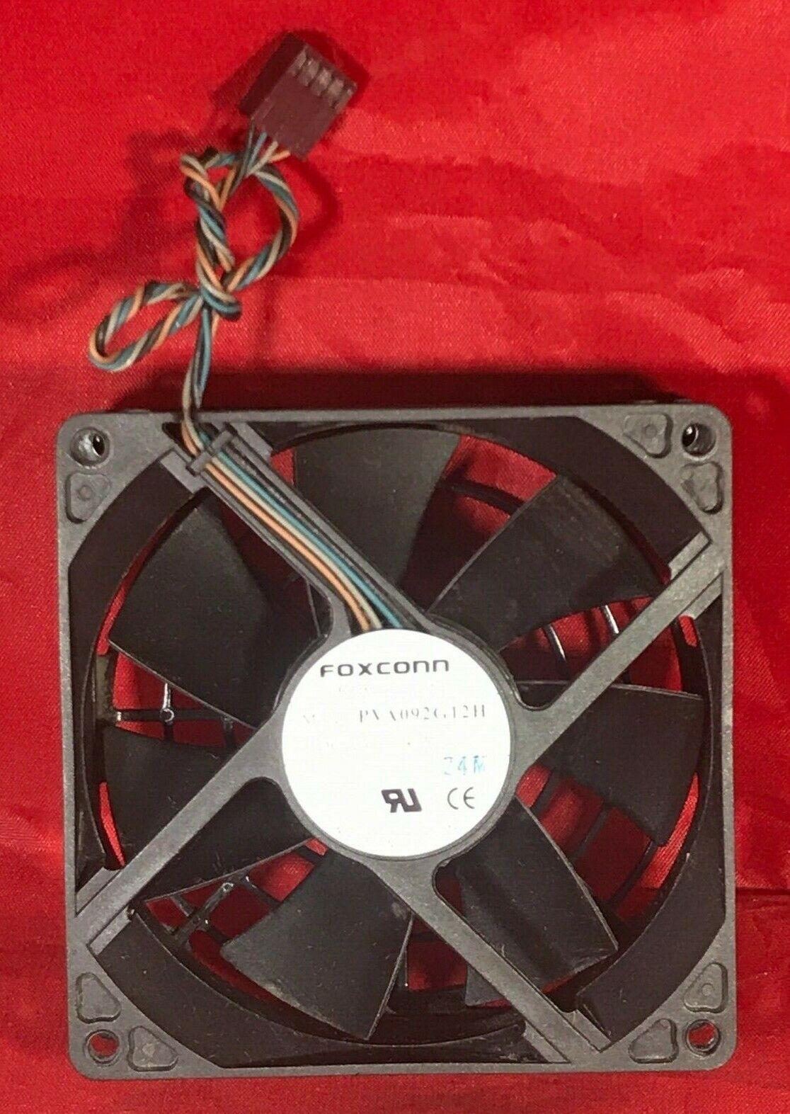HP Elite 8300 8200 Pro 6200 6300 Cooling Fan Foxconn PVA092G12H 92x25mm 4wire